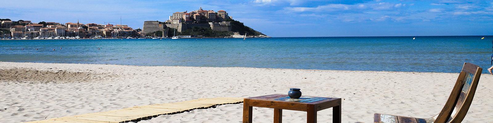 Image result for calvi beach  corse